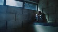 1x12 Belle French assise cellule chambre sous-sol hôpital service asile psychiatrique