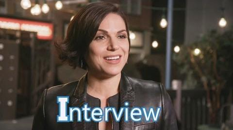 6x20 - The Song in Your Heart - Interview Lana