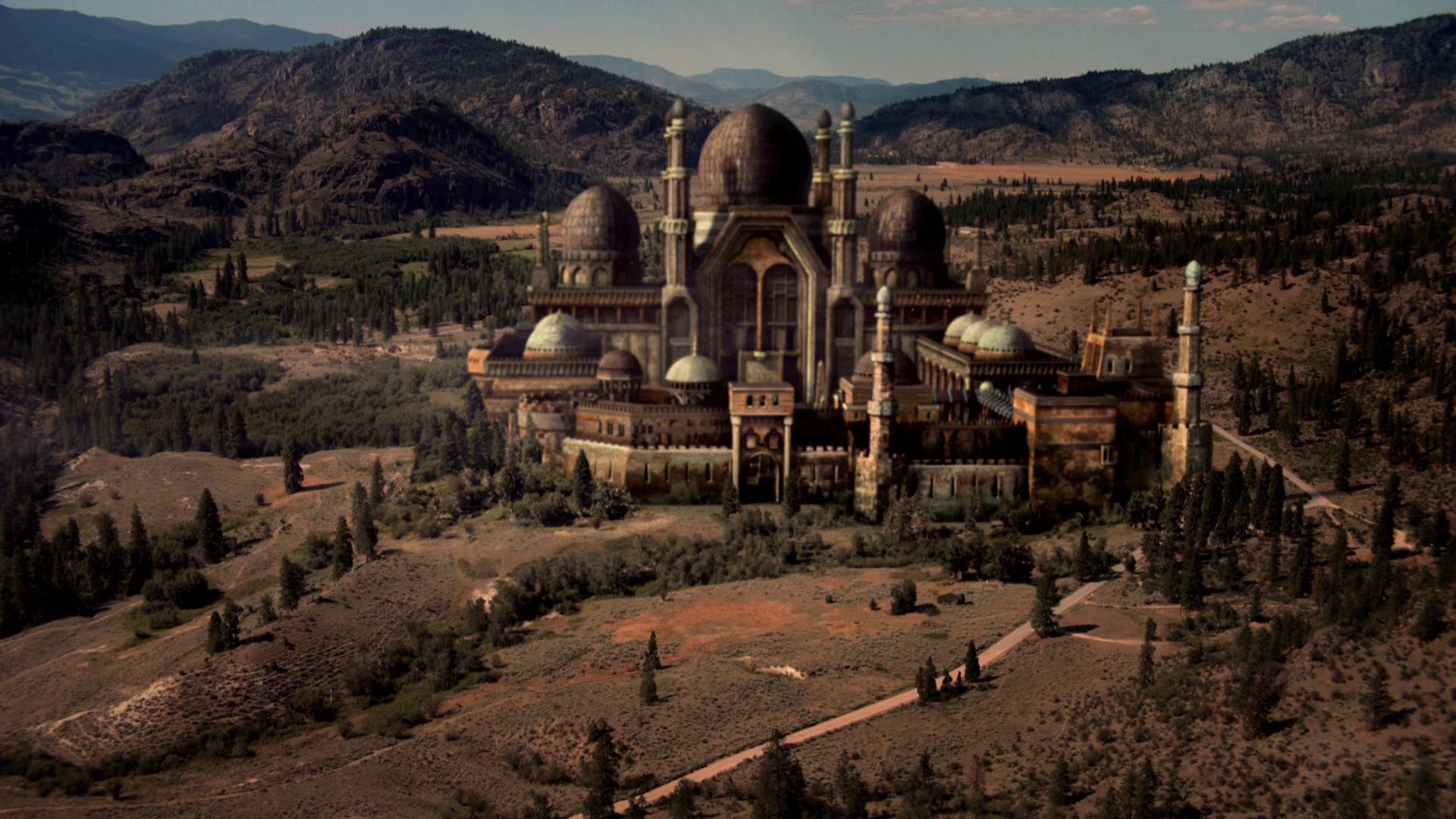 Aurora's Palace