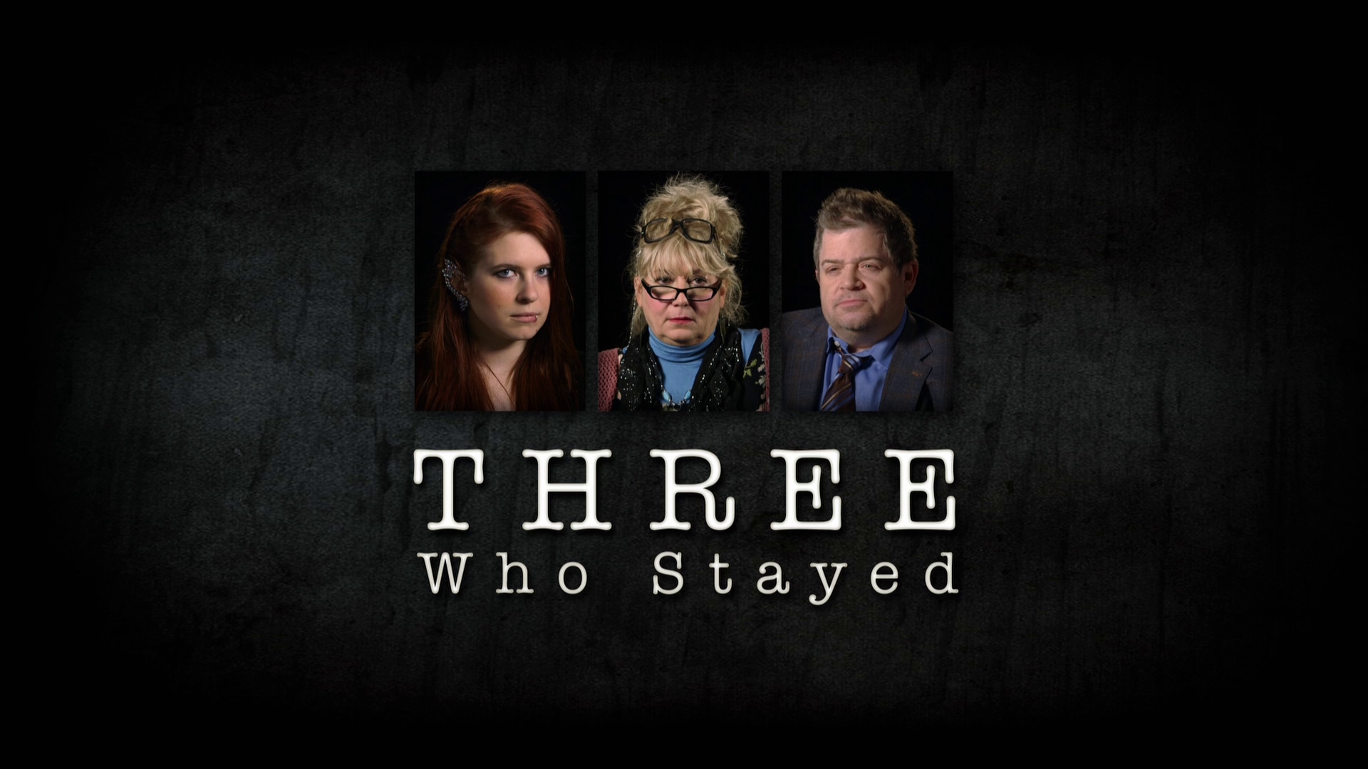 Three Who Stayed
