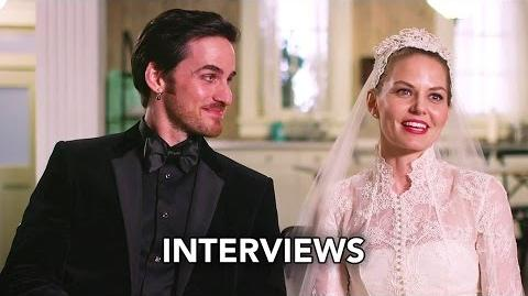 6x20 - The Song in Your Heart - Interviews