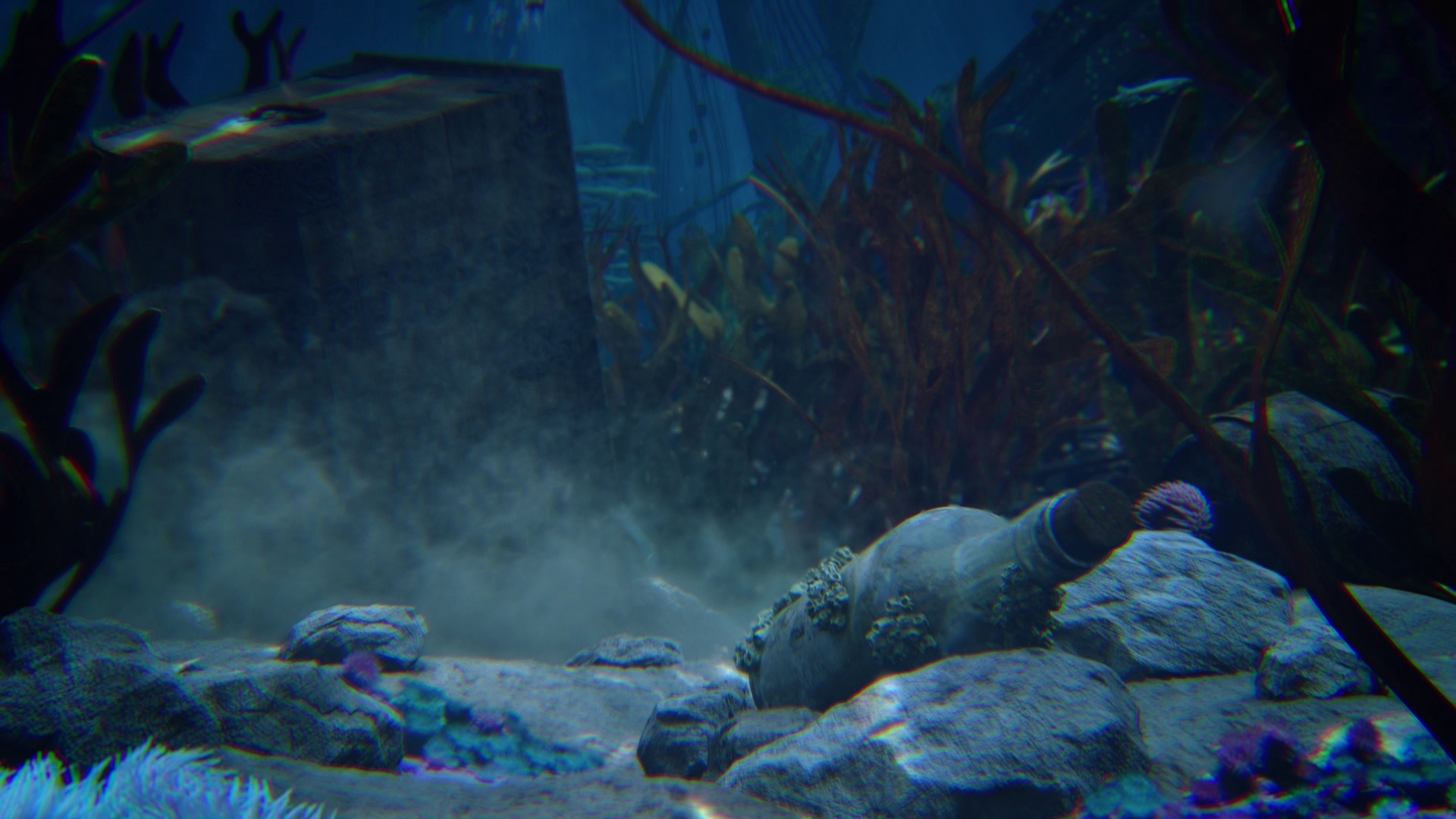 Poseidon's Boneyard