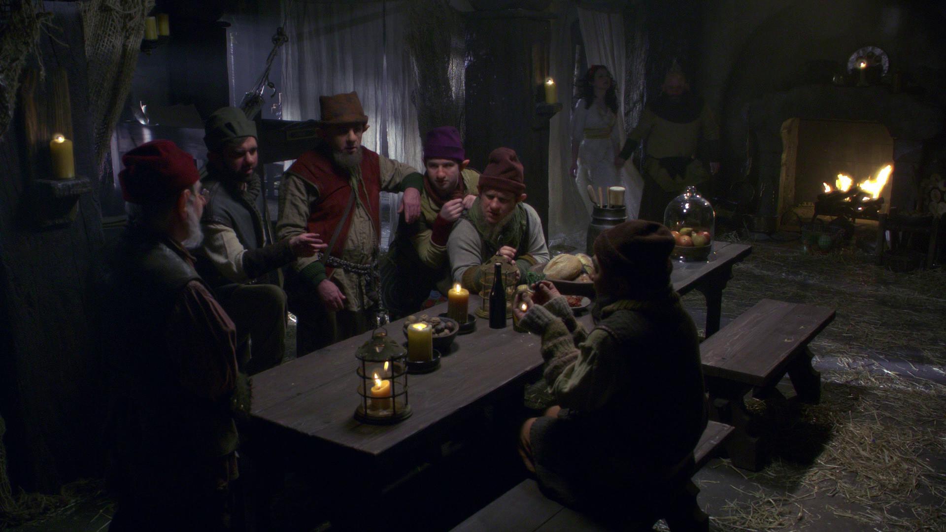 Dwarves' Cottage