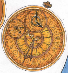 Clock of Evermore