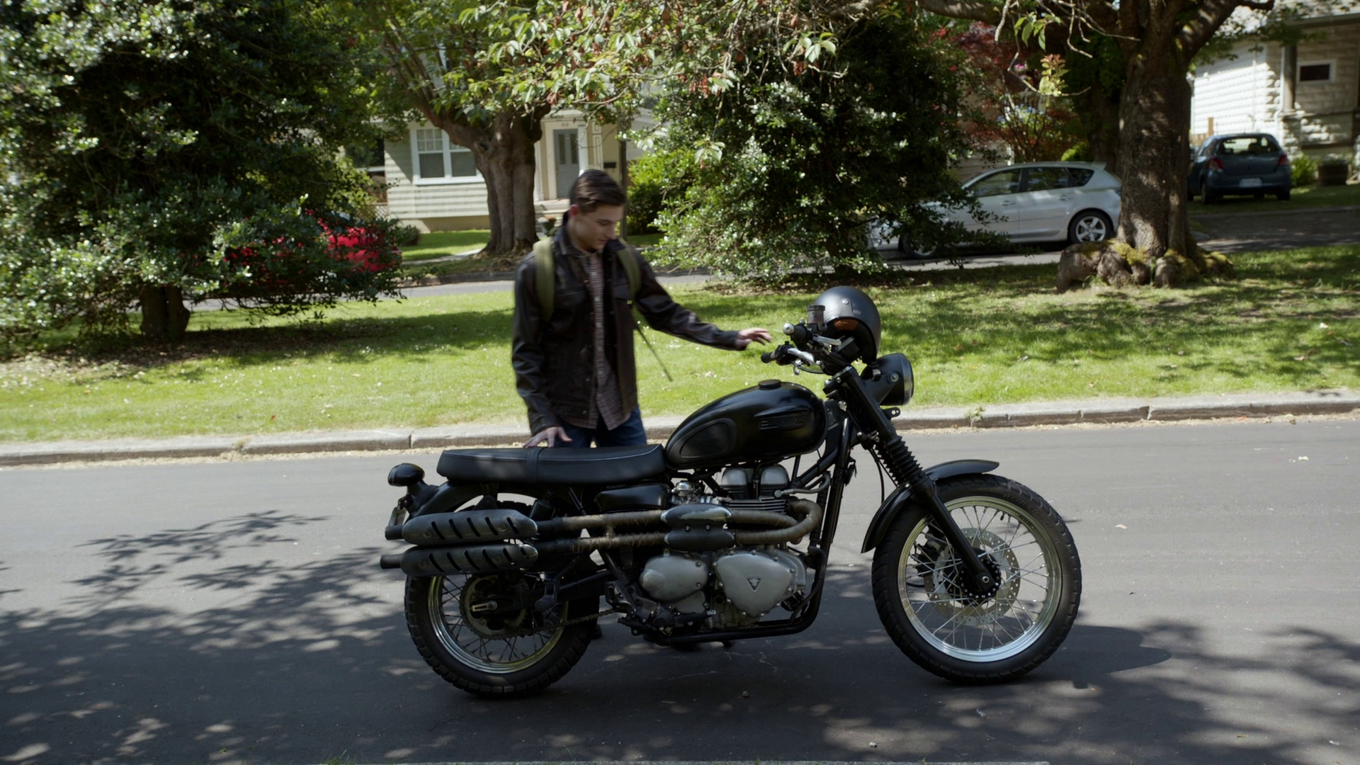 Henry's Motorcycle