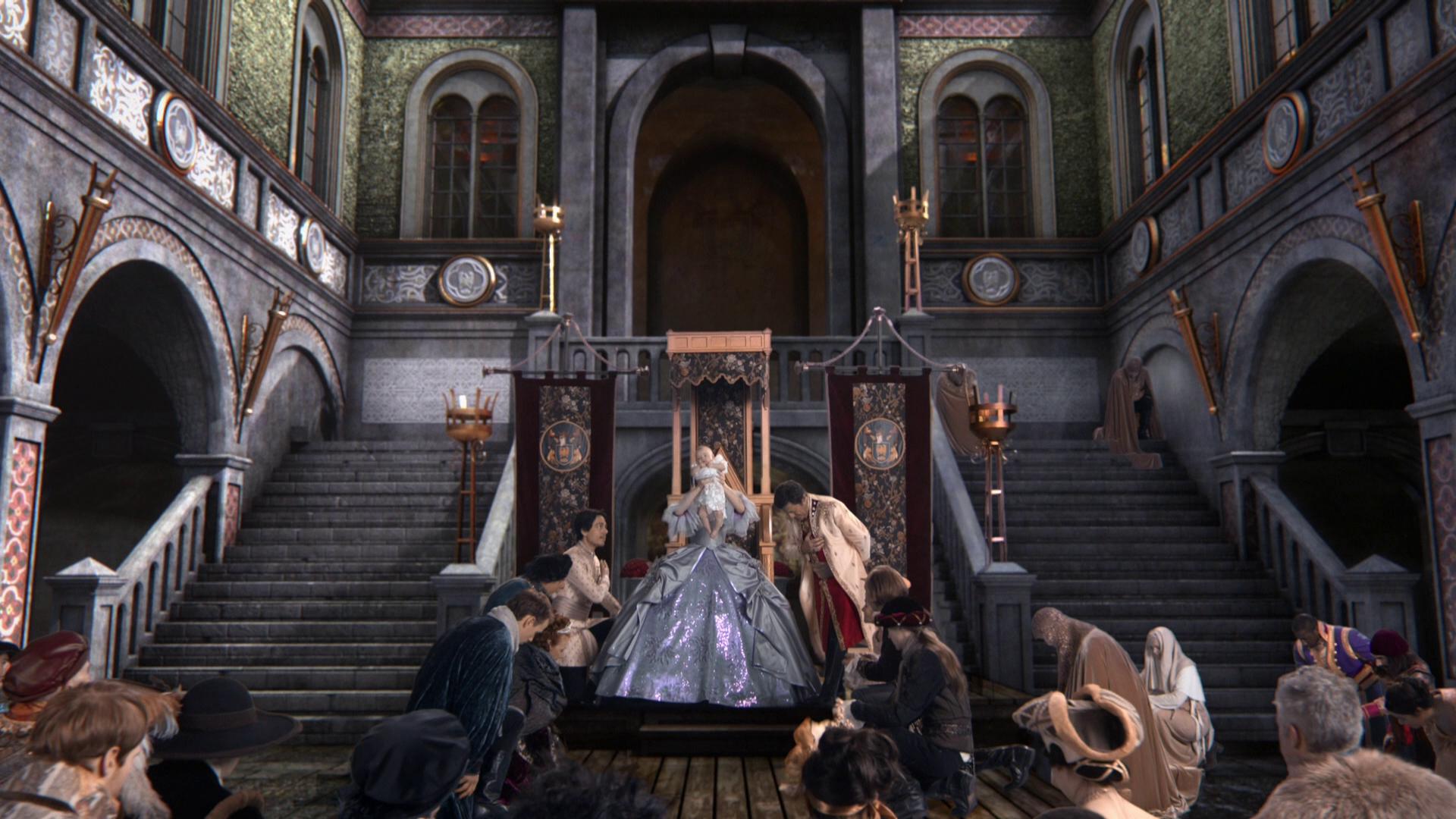 King Xavier's Castle
