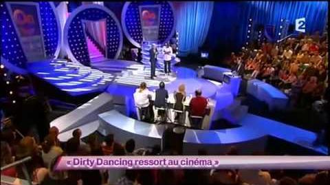 Donel Jack'sman - 27 Dirty Dancing ressort au cinéma - ONDAR