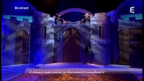 Robin des Bois, la comédie musicale