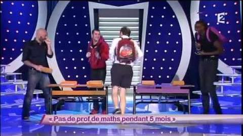 Anthony Joubert 20 Pas de prof de maths pendant 5 mois ONDAR