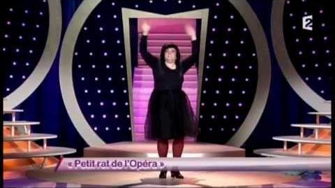Zidani 25 Petit rat de l'Opéra - ONDAR