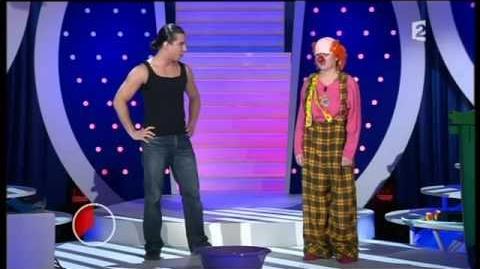Prêts à tout pour que leur enfant fasse du cirque