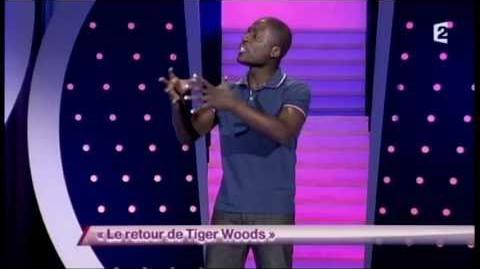 Donel Jack'sman 55 Le retour de Tiger Woods - ONDAR