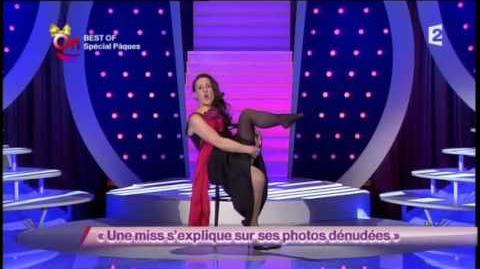 Antonia 6 - (98 100) Une miss s'explique sur ses photos dénudées - ONDAR
