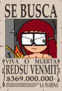 Redsu Venmit Wanted