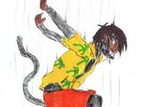Fruta Saru Saru: Modelo Mono Araña