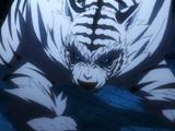 Fruta Neko Neko: modelo tigre blanco