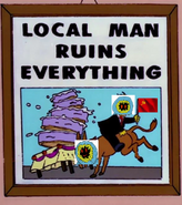 Local squid ruins everything
