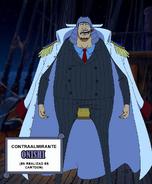Cartoon se disfraza de Onishi contra su voluntad