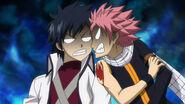 Kael discute con Ryuga