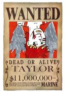 Taylor Wanted