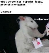 Zanxus meme