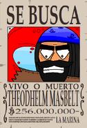 Theodhelm Masbelt Wanted