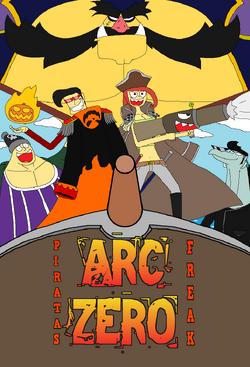 Piratas Freak Arc Zero portada.png