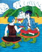 Jean y Shinko