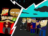 Saga del viaje Contra los Mejores/Arco de Black Yoroi