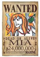Mia Wanted N
