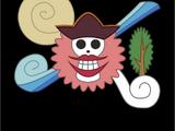 Piratas War Carnation