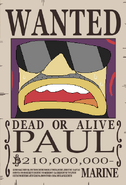 Paul recompensa
