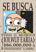 Jolwuf Earia Wanted