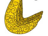 Fruta Saru Saru: modelo Sun Wukong