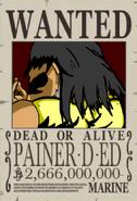Wanted Barbagris