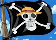 251px-Straw Hat Pirates' Jolly Roger
