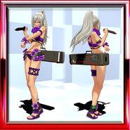 Lei Dream Bikini Elegant Purple