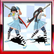 Saki Aya's Present Wonderland Azure