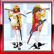 Aya Dream Hostess Omelet Yellow