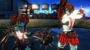 Anzu and sayaka