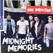 Midnight Memories (album)/Editions