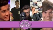 15 times One Direction was a mess during interviews