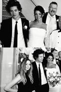 Gemma Styles, Anne Twist, Harry Styles, Robin Twist Hochzeit