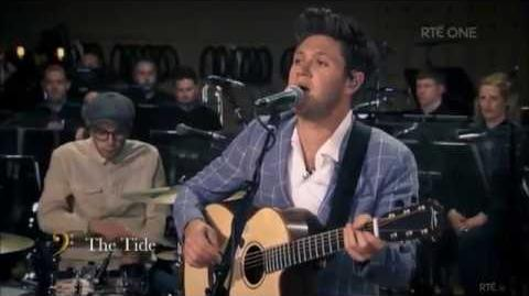 The Tide - Niall Horan with the RTÉ Concert Orchestra 12 May 2018