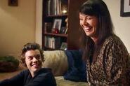 Harry Styles und Anne Twist