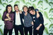 One Direction Drag Me Down Shoot 2015