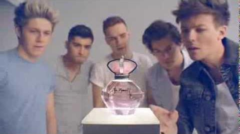 One Direction- 'Our Moment' Fragrance Ad