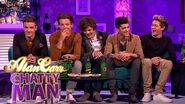 One Direction Love American Fans! Full Interview Alan Carr Chatty Man