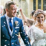 Johanna und Dan Deakin Hochzeit