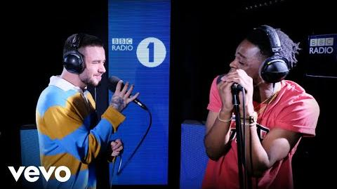 Liam Payne - Familiar ft Yxng Bane in the Live Lounge